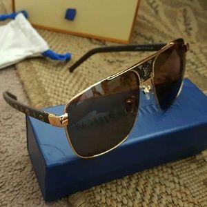 Authentic Louis Vuitton Pacific Sunglasses